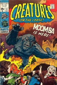 Creatures on the Loose 1971 - 1975 #11