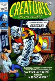 Creatures on the Loose 1971 - 1975 #13