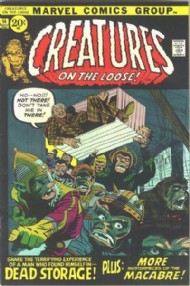 Creatures on the Loose 1971 - 1975 #14