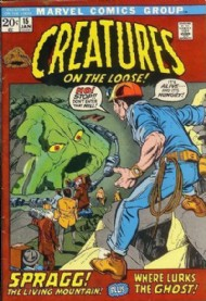 Creatures on the Loose 1971 - 1975 #15