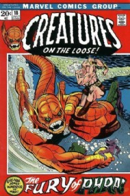 Creatures on the Loose 1971 - 1975 #18