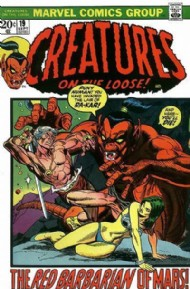 Creatures on the Loose 1971 - 1975 #19