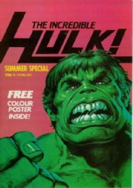 Incredible Hulk Summer Special  #1982
