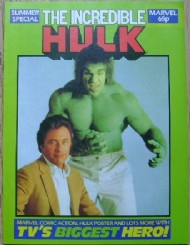 Incredible Hulk Summer Special  #1989