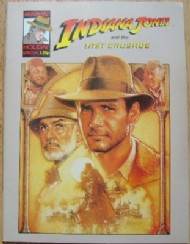 Indiana  Jones and the Last Crusade Holiday Special  #1989