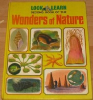 Look and Learn Book of Wonders of Nature  #1969