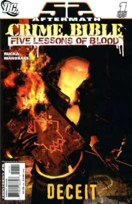 Crime Bible: the Five Lessons of Blood #1