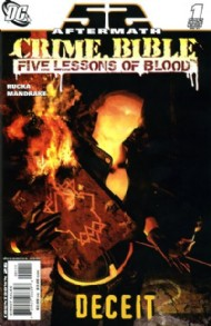 Crime Bible: the Five Lessons of Blood 2007 - 2008 #1
