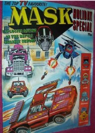 Mask Holiday Special  #1987