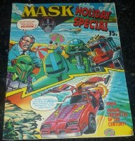 Mask Holiday Special  #1988