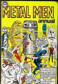 Metal Men Annual  #1967