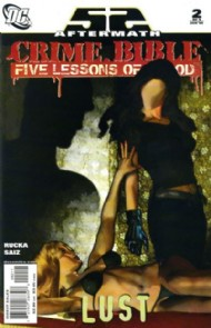 Crime Bible: the Five Lessons of Blood 2007 - 2008 #2
