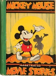 Mickey Mouse Illustrated Movie Stories  #1931
