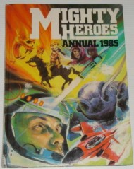 Mighty Heroes Annual  #1985