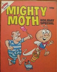 Mighty Moth Holiday Special  #1981