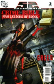 Crime Bible: the Five Lessons of Blood 2007 - 2008 #3