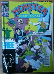 Monster in My Pocket Summer Holiday Special  #1991