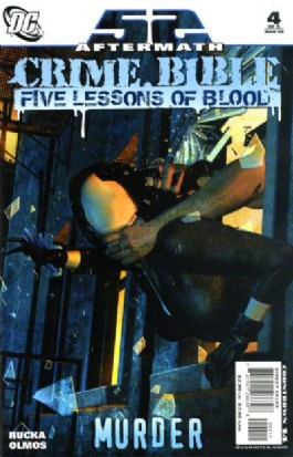 Crime Bible: the Five Lessons of Blood #4