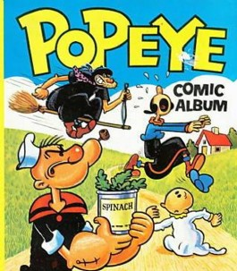 Popeye Comic Album #1967