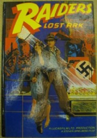 Raiders of the Lost Ark Annual  #1982
