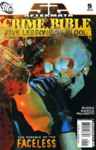Crime Bible: the Five Lessons of Blood 2007 - 2008 #5