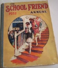 School Friend Annual  #1932