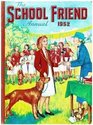 School Friend Annual  #1952
