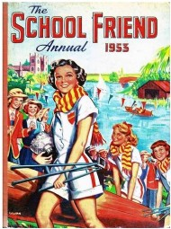 School Friend Annual  #1953