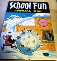 School Fun Annual  #1985