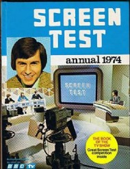 Screen Test Annual  #1974