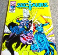 Sectaurs Summer Special  #1986