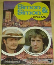 Simon & Simon Annual  #1983