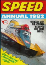 Speed Annual  #1982