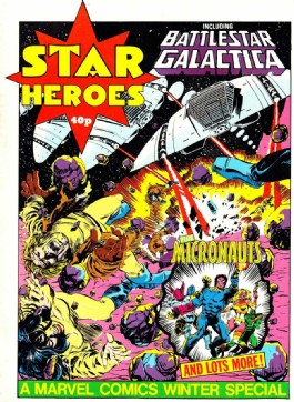 Star Heroes Winter Special #1979