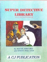 Super Detective Library: an Illustrated Guide  #1992