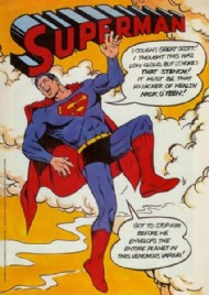 Superman Vs. Nick O'teen  #1982