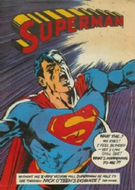 Superman Vs. Nick O'teen  #1983