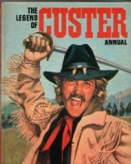 The Legend of Custer Annual  #1968