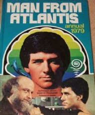 The Man From Atlantis Annual  #1979