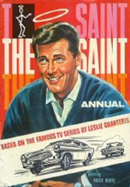 The Saint Annual  #1968