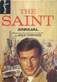 The Saint Annual  #1970
