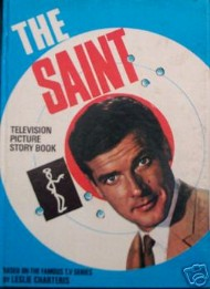 The Saint Television Storybook  #1971