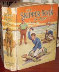 The Skipper Book for Boys  #1932