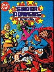 The Super Powers Annual  #1984