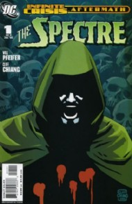 Crisis Aftermath: the Spectre 2006 #1