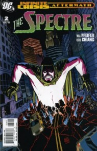 Crisis Aftermath: the Spectre 2006 #2