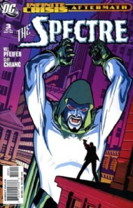Crisis Aftermath: the Spectre 2006 #3