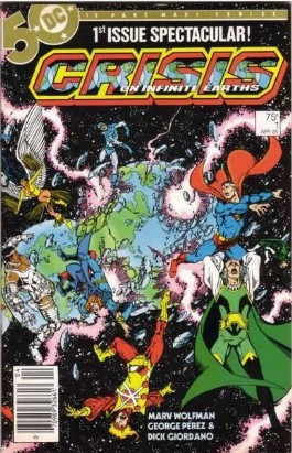 Crisis on Infinite Earths (Limited Series) #1