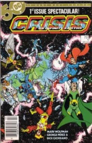Crisis on Infinite Earths (Limited Series) 1985 - 1986 #1