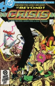 Crisis on Infinite Earths (Limited Series) 1985 - 1986 #2